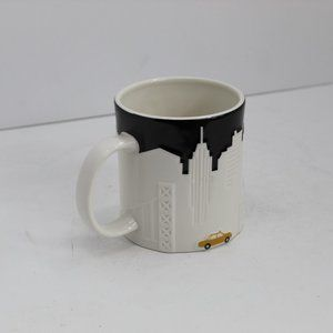 Starbucks 2012 NYC Skyline Relieve Coffee Mug